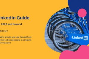 LinkedIn guide on cycle with content